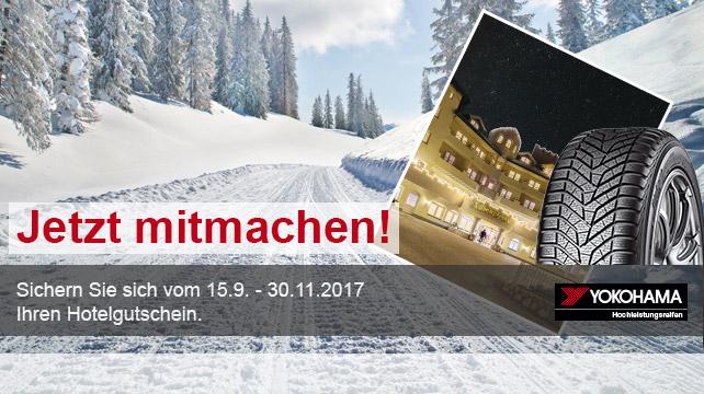#YOKOHAMAreifen #Hotelgutscheinaktion #Winter 2017