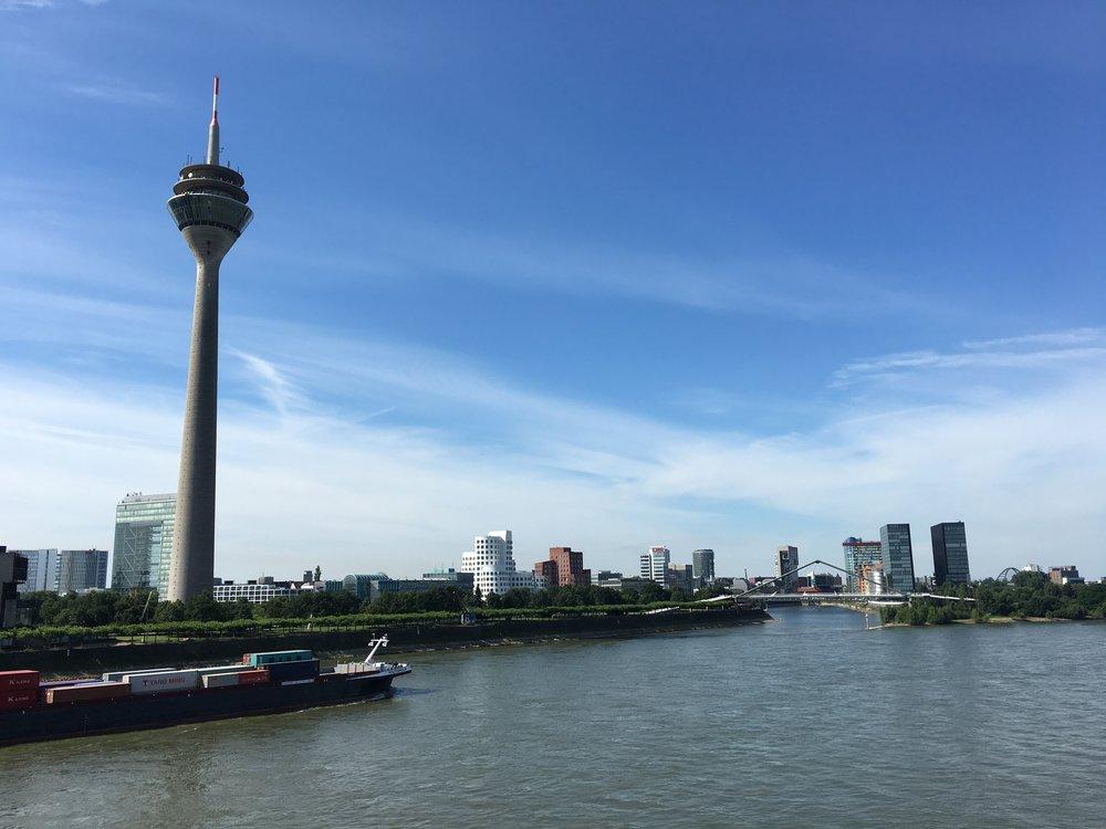 Düsseldorf Heimat Unternehmensstandort little Tokyo größte japanische Kolonie