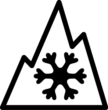 Schneeflocke Symbol 3PMSF