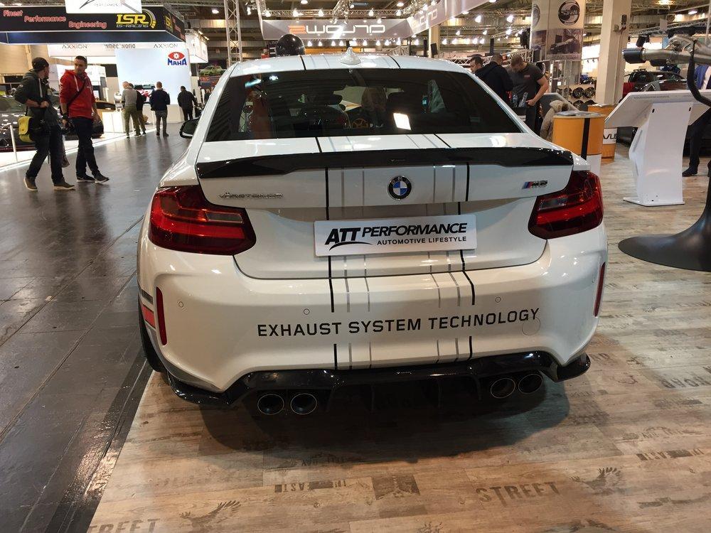 BMW M2 Att-Tec