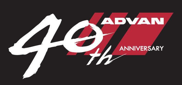 ADVAN_Logo Yokohama Reifen 2018