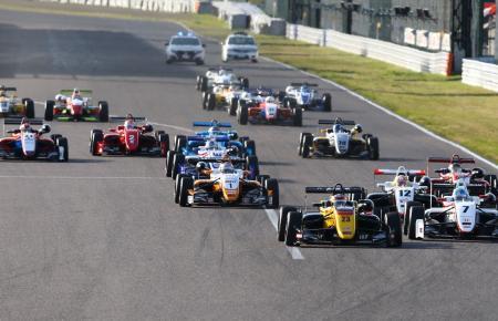 Japan Formel 3