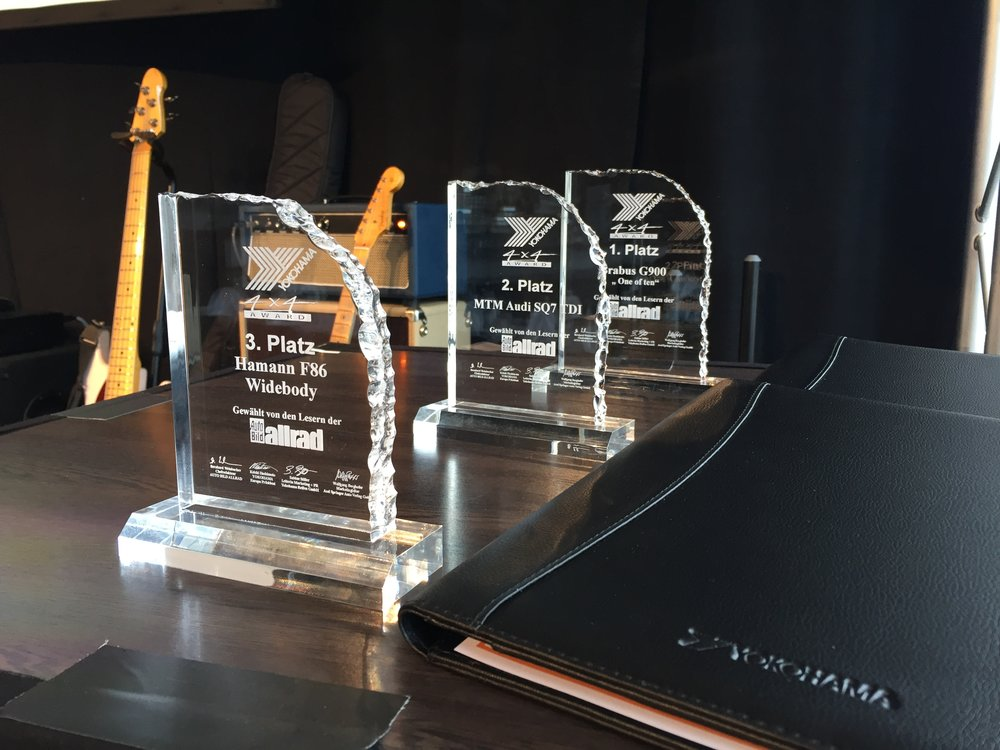 Yokohama 4x4 Award 2018