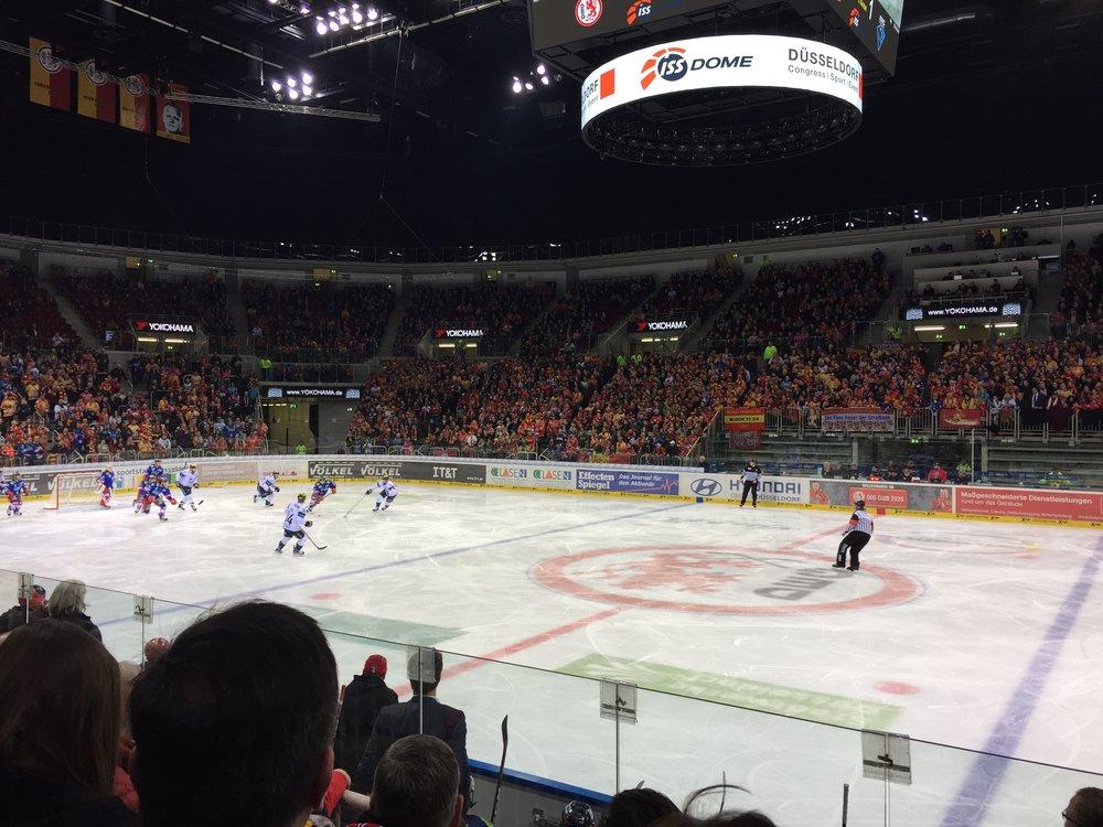 Yokohama Eishockeysponsoring Düsseldorf