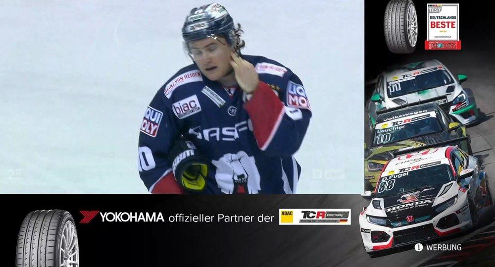 YOKOHAMA Cornersplit TV Werbung auf Sport1