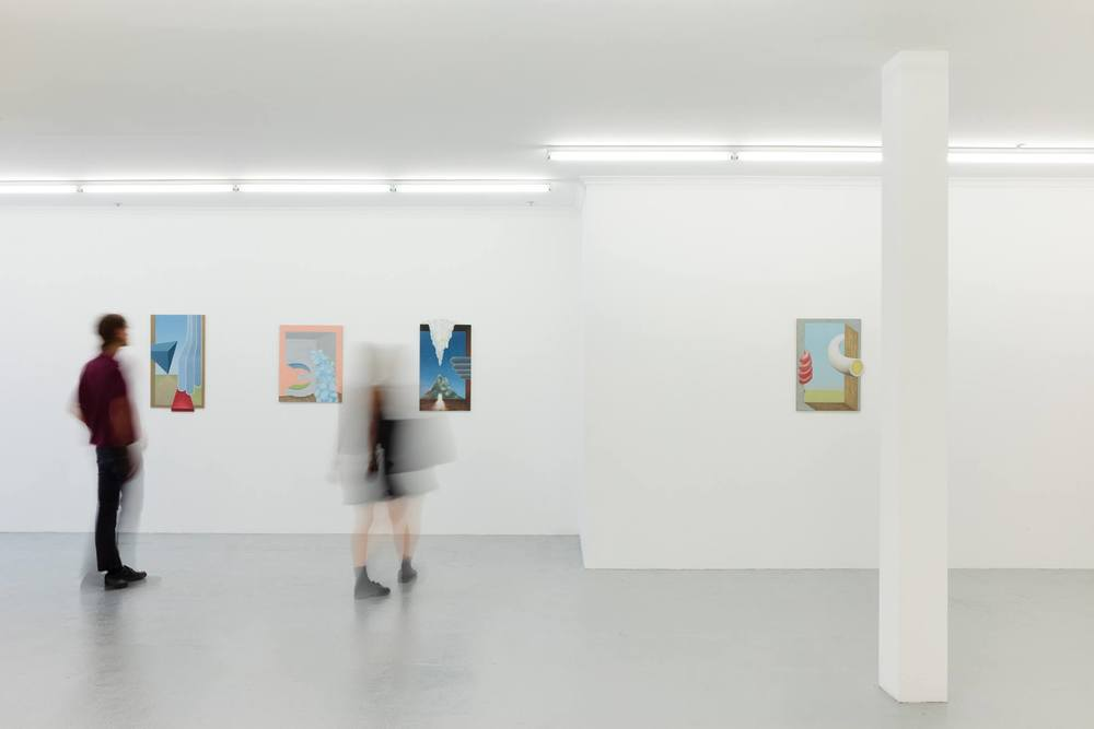 Adrian Hobbs, 'Parental Guidance Recommended', installation view.