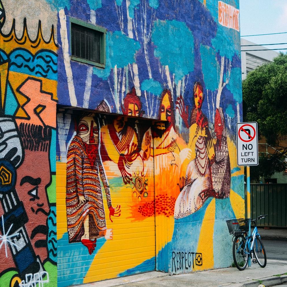 Sydney Street Art Tour -