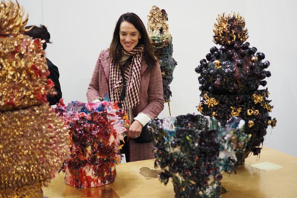 Virginia Leonard for PAULNACHE Gallery, Auckland Art Fair
