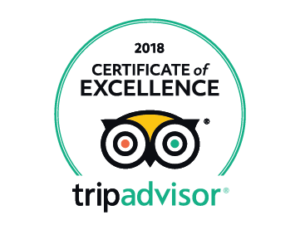 tripadvisor - certificate of excellence - culture scouts
