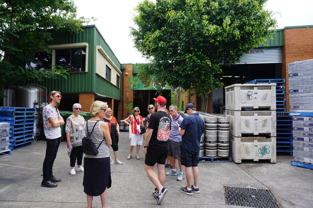 culture scouts - corporate team building tours