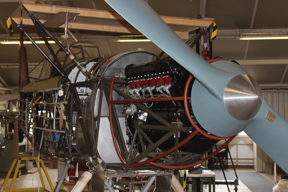 1936 Fokker CX reconstruction