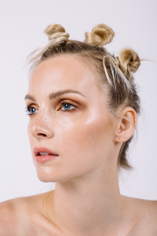 Photographer:  Darnell Temenu  Hair:  Caroline Copeland  Makeup:  Louise Lerego  Model:  Anna Alves