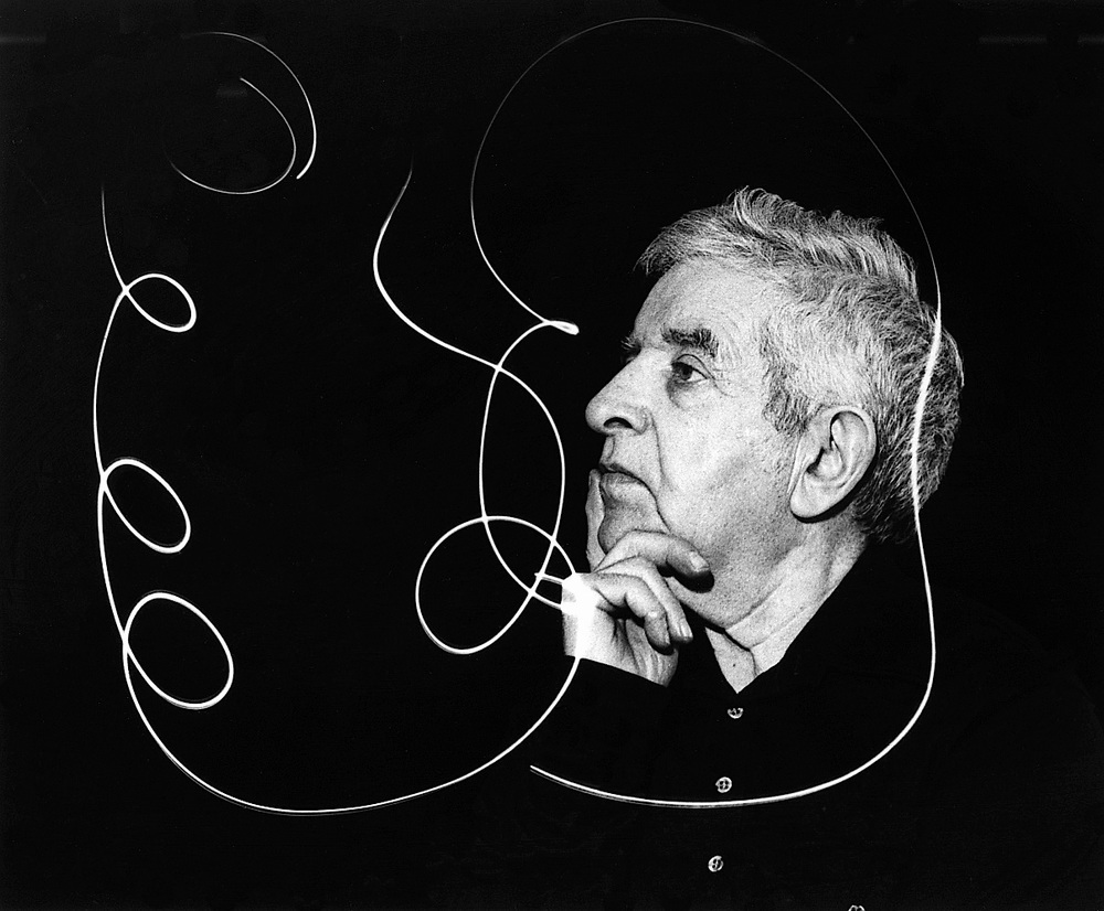 Irving Geis (1908-1997). Photo: Sandy Geis.