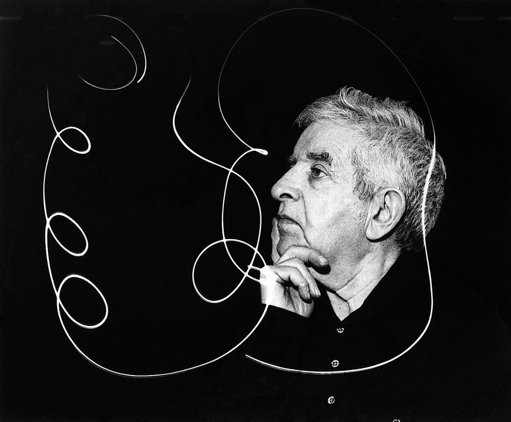 Irving Geis (1908-1997). Photo: Sandy Geis.
