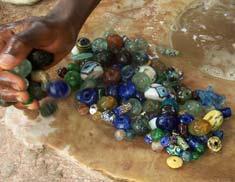Cedis Bead Factory in Ghana