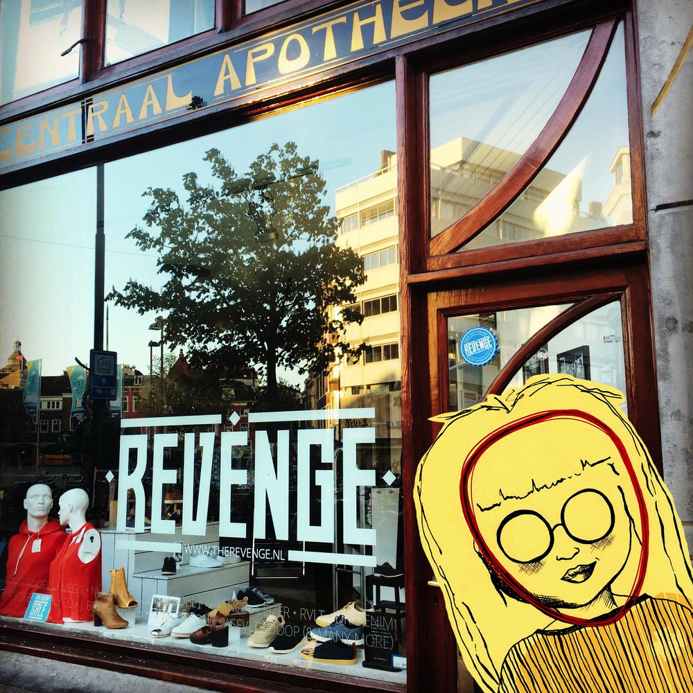 Revenge Utrecht