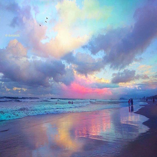 Always following the rainbow 🌈