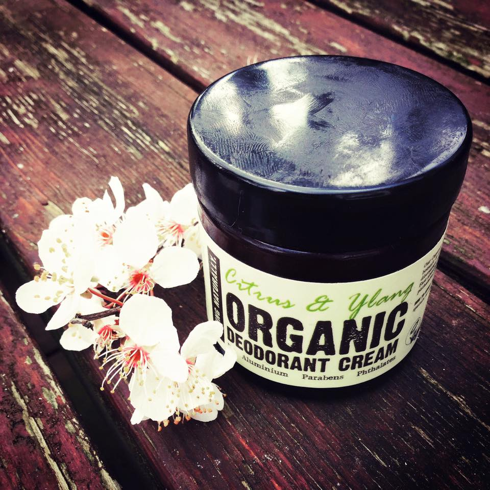 Soapnut Deodorant Cream