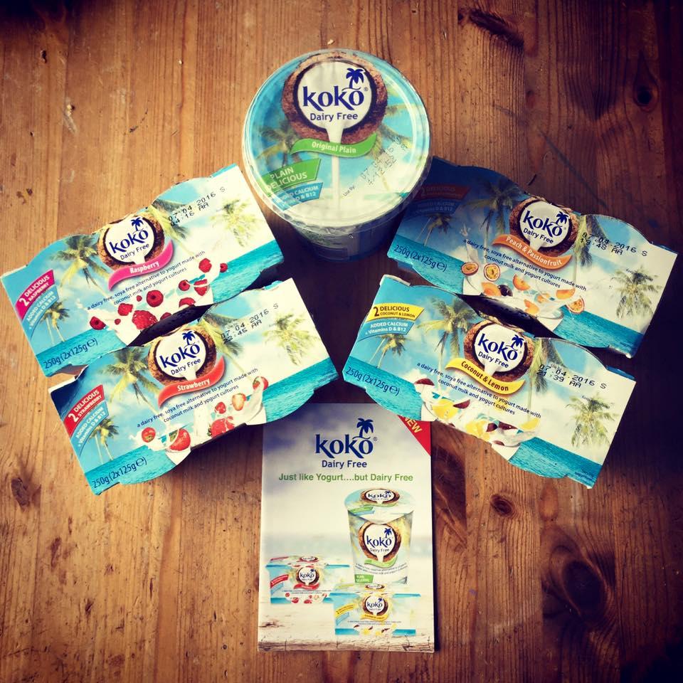 Koko Dairy Free Yogurts