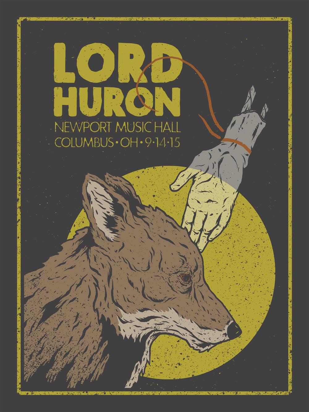 LordHuronPoster