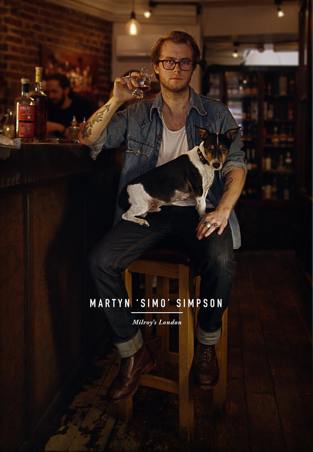 Martyn Simo Simpson
