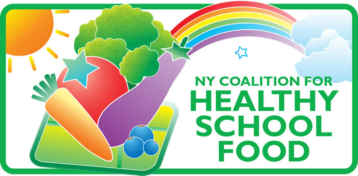 NYCHSF, New York Coalition for Healthy School Foods. Promoting health eating within schools. Visit the NYCHSF website