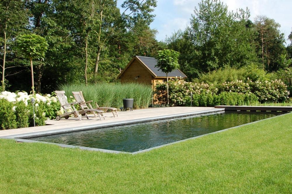 Natuurlijk zwembad eau du nord - Klein natuurlijk zwembad ...