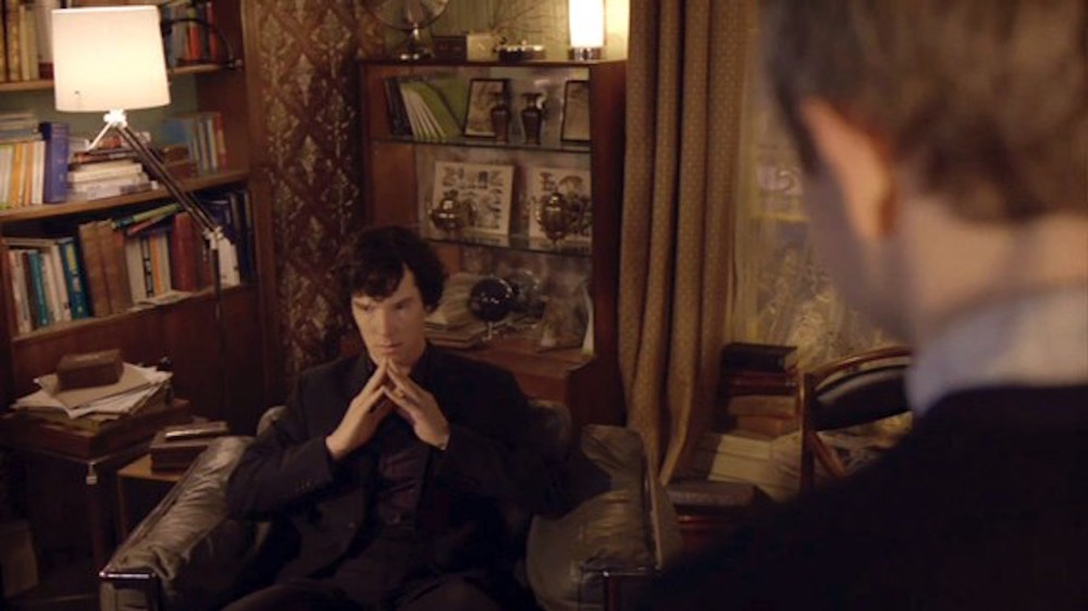 Lessons From Sherlock Holmes On How To Think Or The Mind