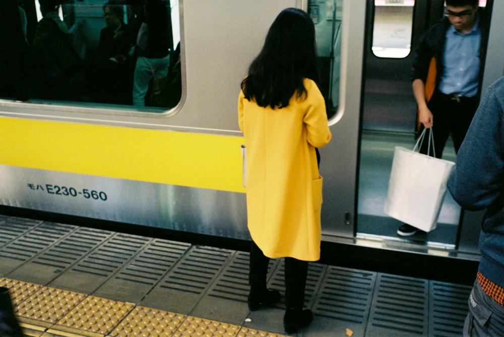 Shinjuku - 35mm lens