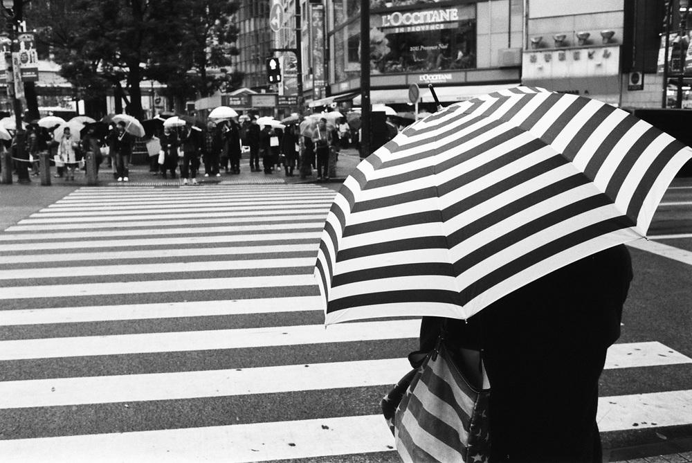 Shibuya - 35mm lens