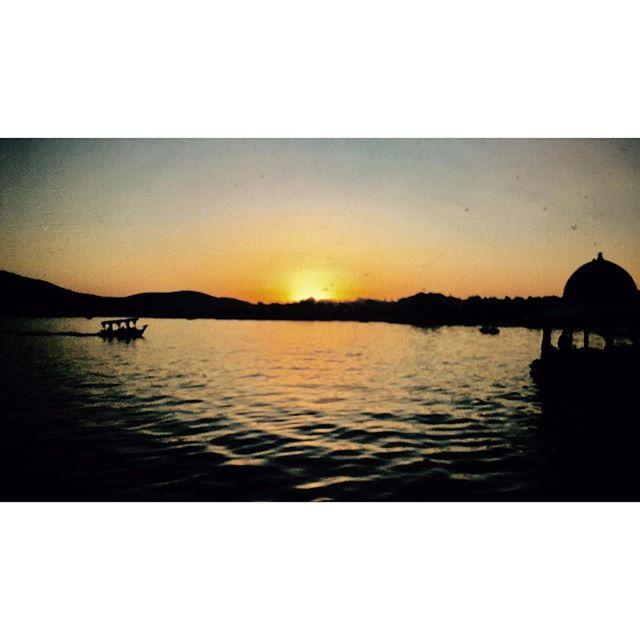 Happy New Year!!! #lakepalace #udaipur #india