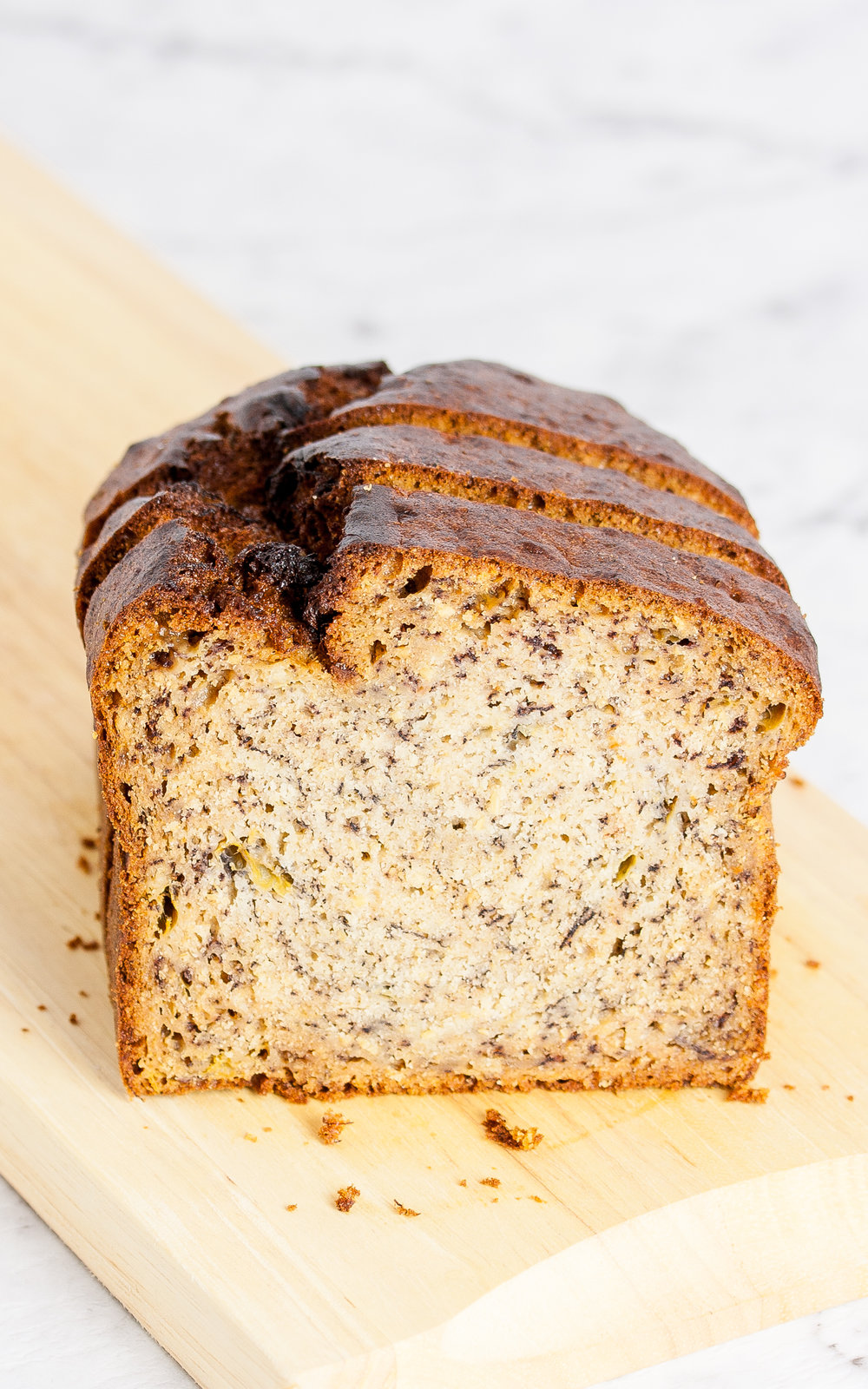 Combi Steam Oven Banana Bread recipe