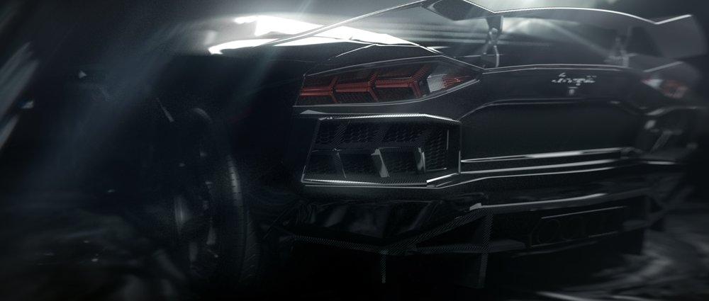 Lamborghini - Birth