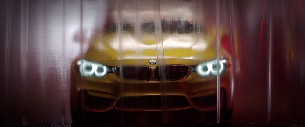 BMW M4 - Factory