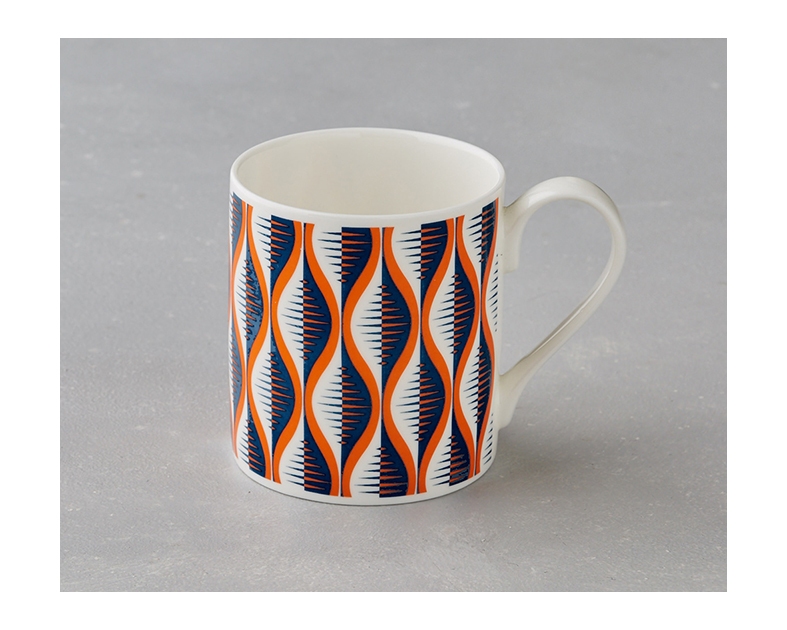 'Leaf Flow' mug