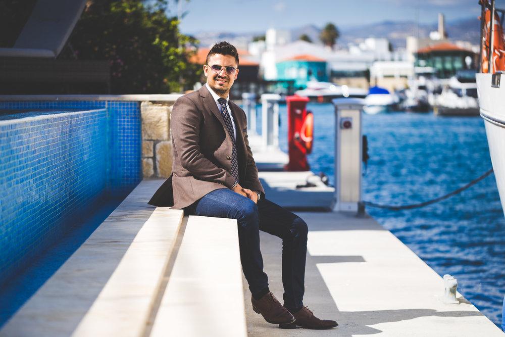 limassol marina - villa shoot