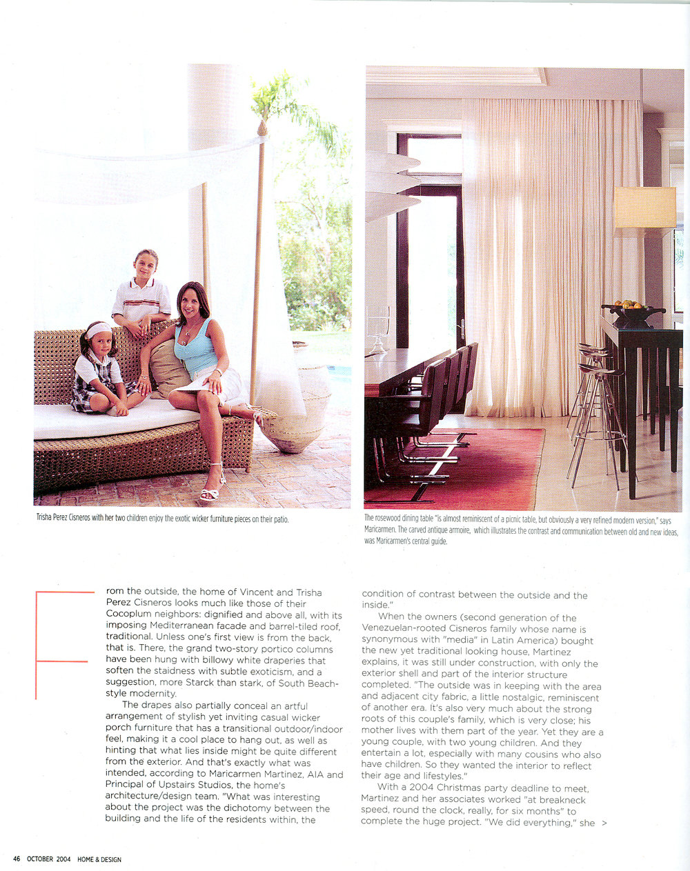 Home&Design October2004 article page 3.jpg