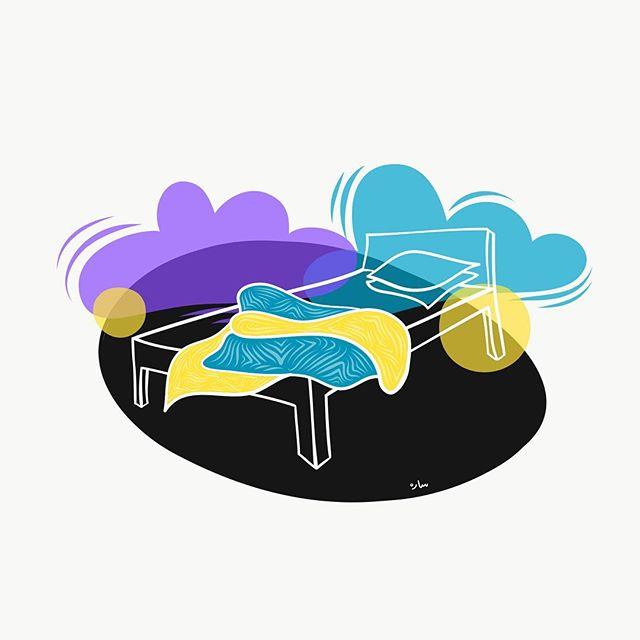 exhausted — #inktober2018 #digitalinktober #illustration #adobedraw