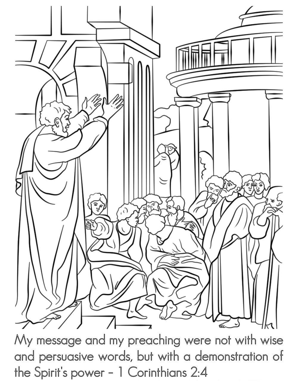 PAUL PREACHING COLORING SHEET.jpg