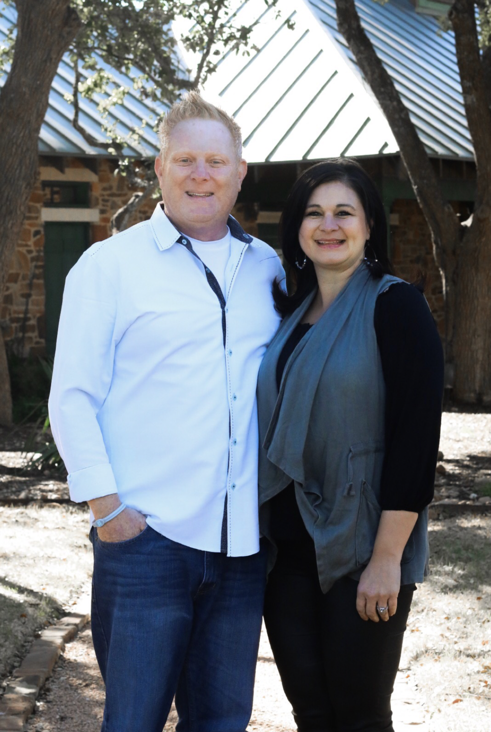 John & Melissa Fanning  Small Groups Pastor   John is our Small Groups Pastor overseeing all of our Small Groups. Melissa leads our Women's Freedom Small Groups. They are passionate about seeing people Find Freedom through authentic relationships!