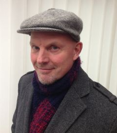 Artist Nigel Cooke