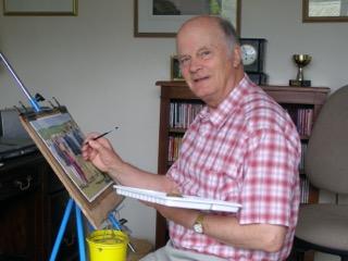 Ron Cosford artist