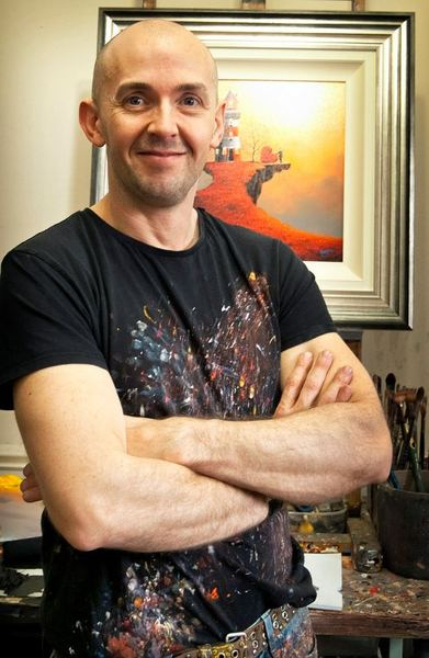 David Renshaw Artist