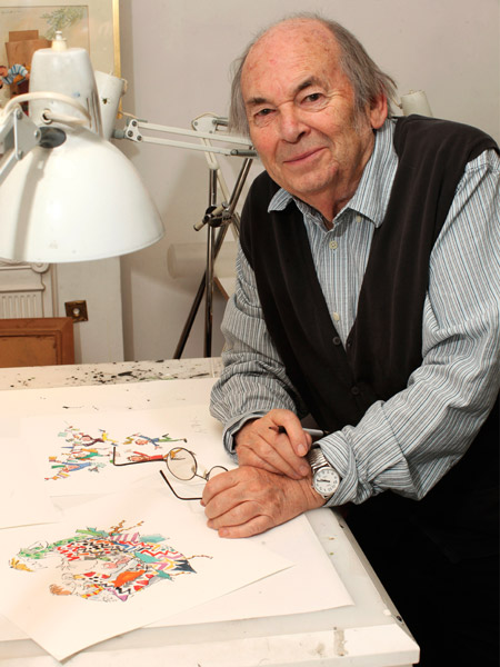 sir quentin blake profile