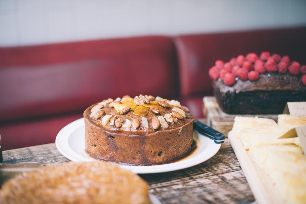 The Artisan of Clerkenwell wedding cake