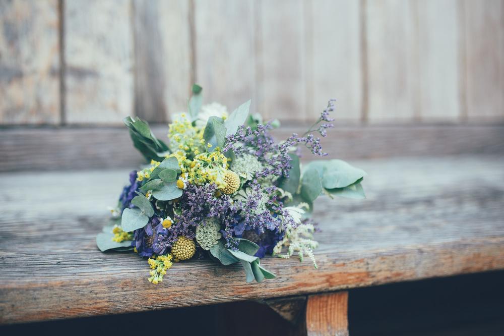 The Artisan of Clerkenwell wedding flowers