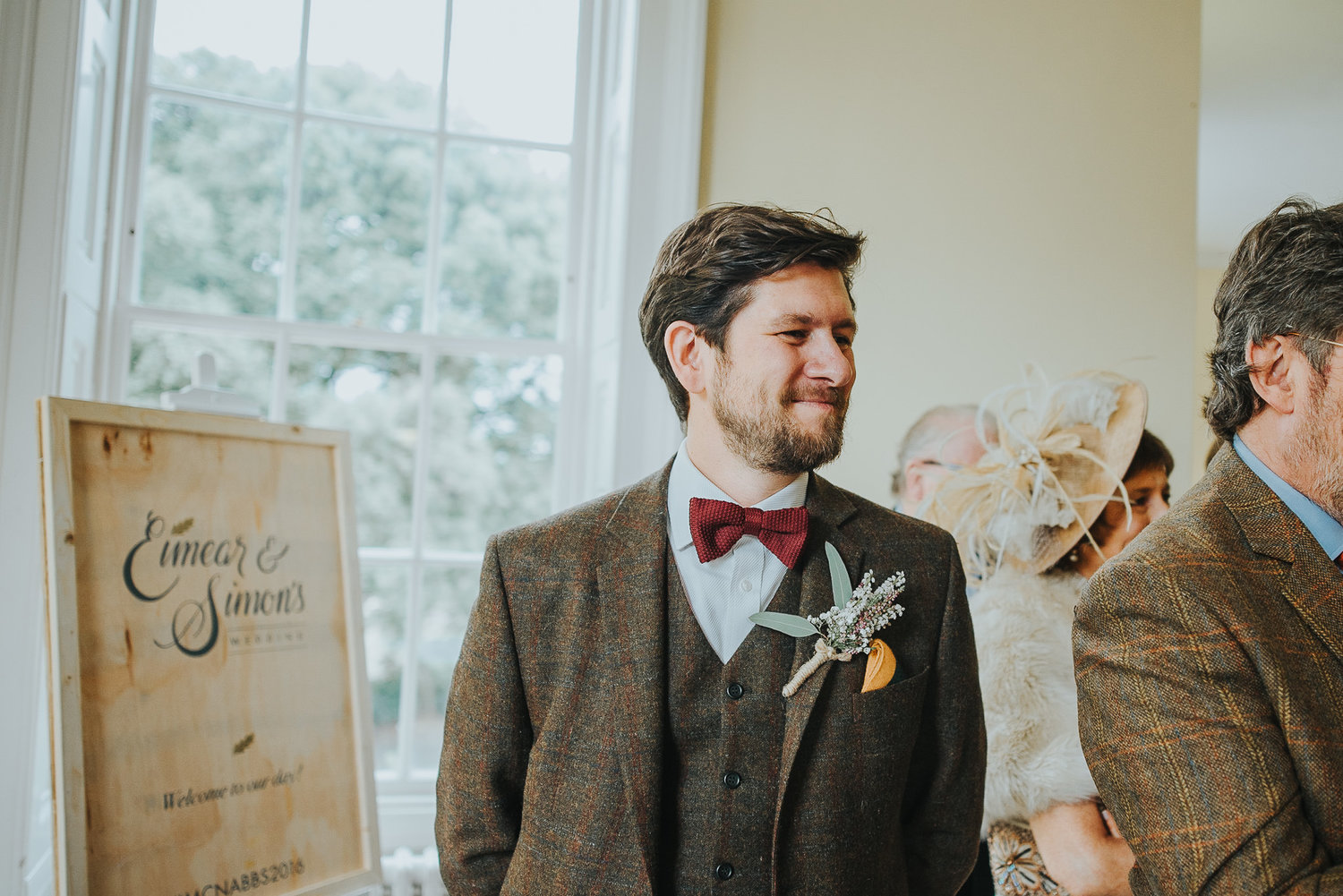 Remain in Light Eimear and Simon\'s London Irish wedding at Clissold ...