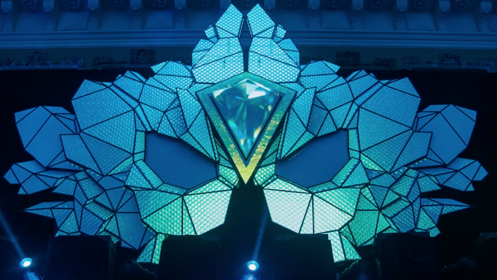 Masquerade Mask (Projection Mapped Stage Design) by Algorithm.png