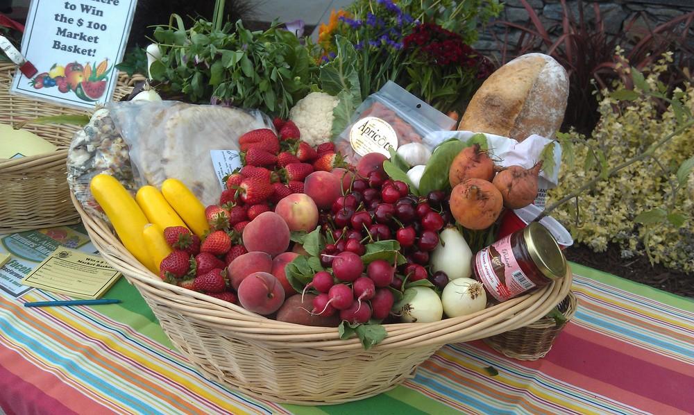 Los Altos Farmers Market Food Trucks