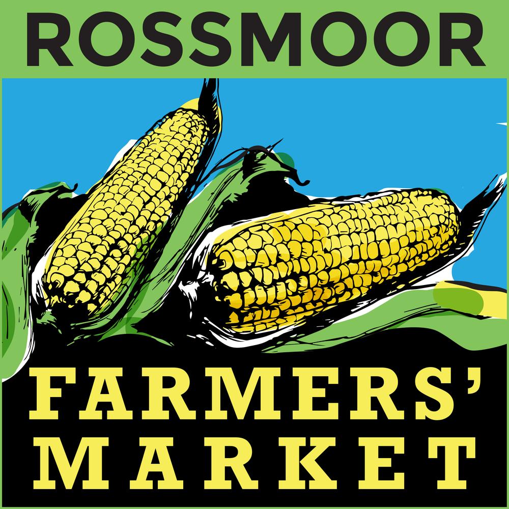 Rossmoor Farmers' Market logo